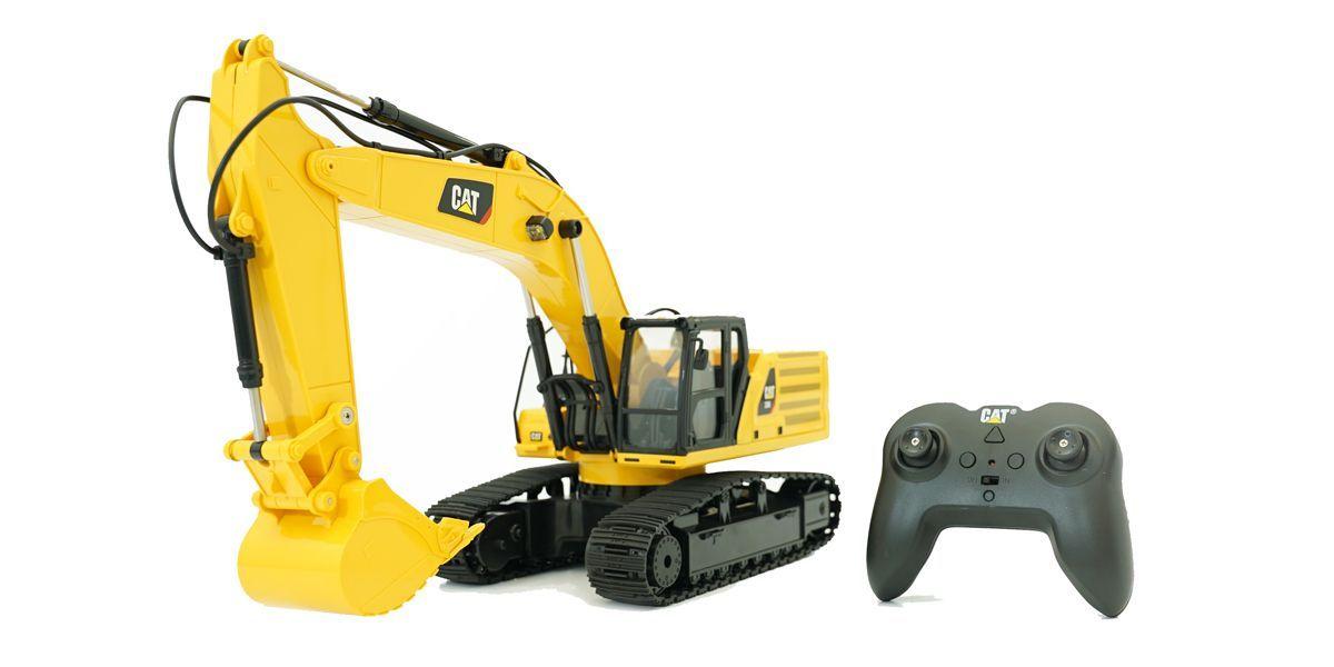 京商 CAT 建機シリーズ 336 Excavator (エクスカベーター:油圧ショベル) 56622の商品画像|ナビ