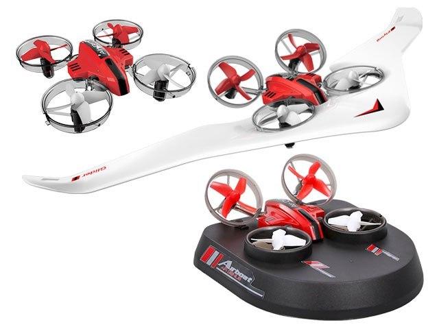 ハイテック TRAN3 All-in-one Drone L6082の商品画像 ナビ