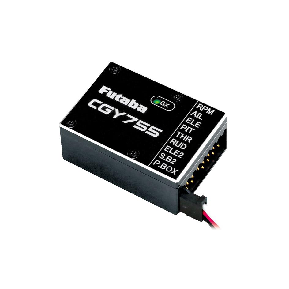 双葉電子工業 ジャイロ CGY755単品の商品画像|ナビ