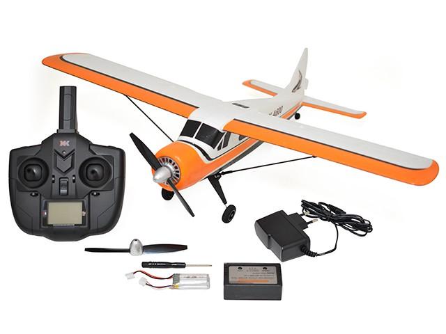 ハイテック DHC-2 A600 RTFキット A600の商品画像|ナビ