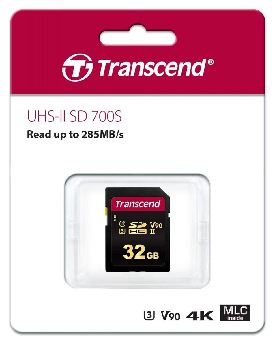 トランセンド TS32GSDC700S (32GB)の商品画像 2