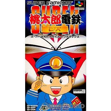 【SFC】 スーパー桃太郎電鉄DXの商品画像 ナビ