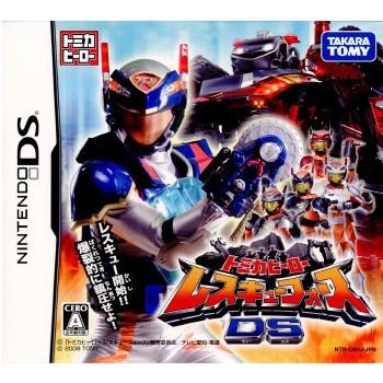 【DS】 トミカヒーローレスキューフォース DSの商品画像|ナビ