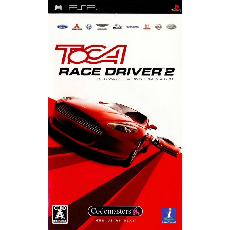 【PSP】インターチャネル TOCA RACE DRIVER 2 ULTIMATE RACING SIMULATORの商品画像|ナビ