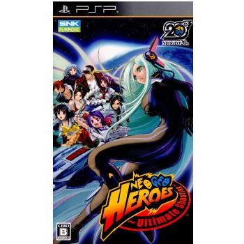 【PSP】SNKプレイモア NEOGEO HEROES ~Ultimate Shooting~の商品画像 ナビ