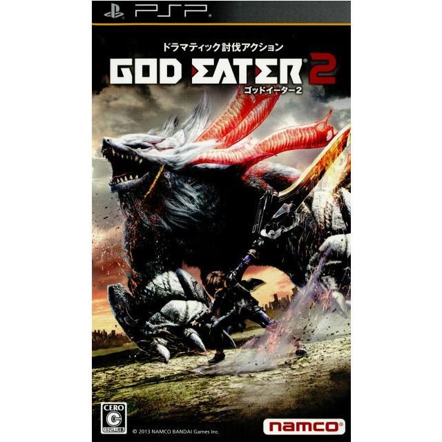 【PSP】バンダイナムコエンターテインメント GOD EATER 2の商品画像 ナビ