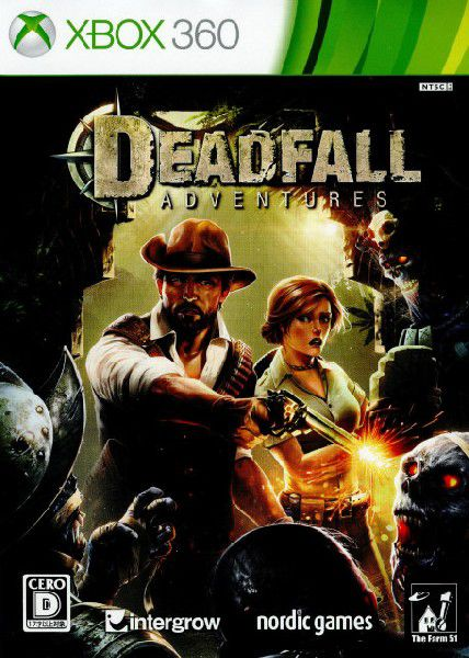 【Xbox360】 Deadfall Adventuresの商品画像|ナビ