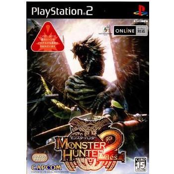 【PS2】 モンスターハンター2 (ドス)の商品画像|ナビ