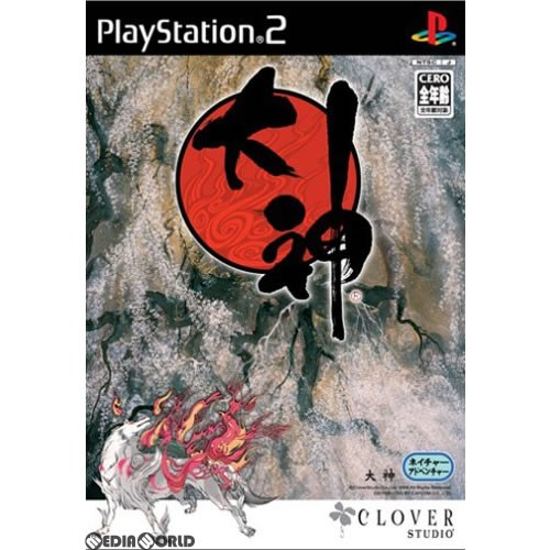 【PS2】 大神の商品画像|ナビ