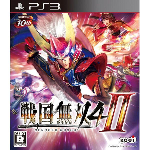 【PS3】コーエーテクモゲームス 戦国無双4-II [通常版]の商品画像|ナビ