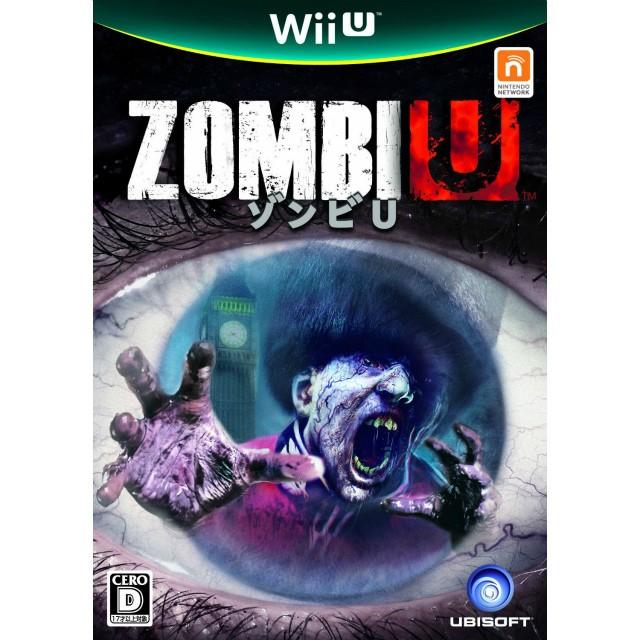 【Wii U】ユービーアイ ソフト ZombiU(ゾンビU)の商品画像 ナビ