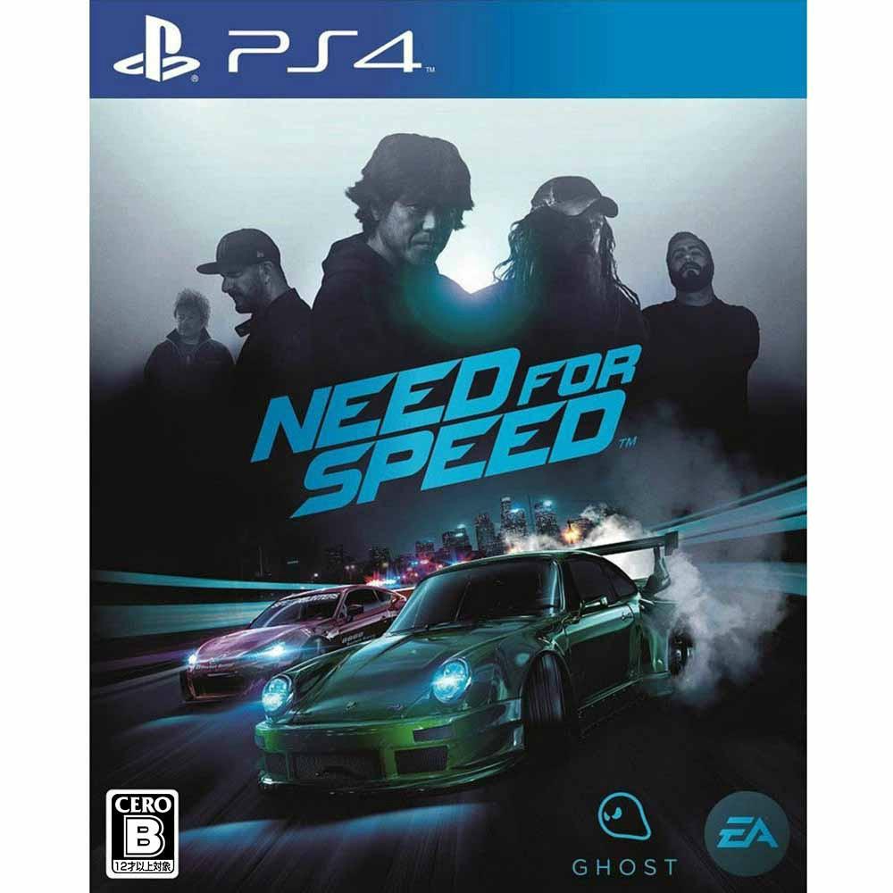 【PS4】エレクトロニック・アーツ ニード・フォー・スピードの商品画像 ナビ