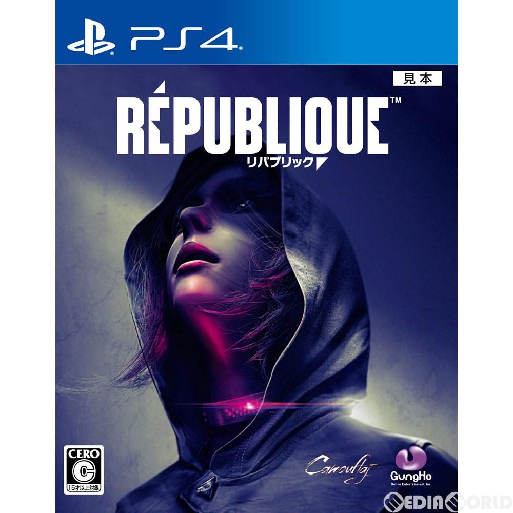【PS4】ガンホー・オンライン・エンターテイメント Republiqueの商品画像|ナビ