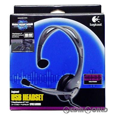 PlayStation2専用 USB Headsetの商品画像|ナビ