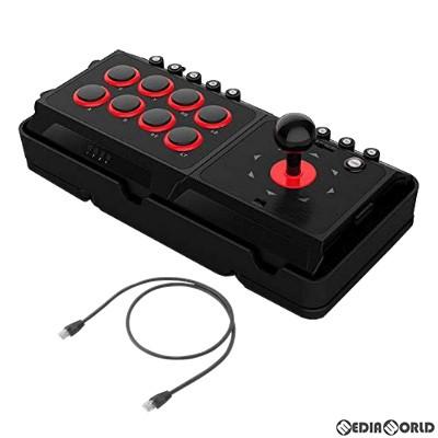 PS4/PS3/Switch用 ファイティングジョイスティック 右王左王 ANS-H113の商品画像|ナビ
