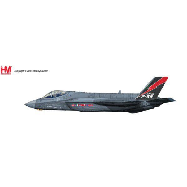 ホビーマスター F-35A ライトニングII AF-01(1/72スケール HA4402)の商品画像 ナビ