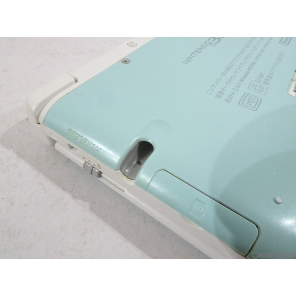 任天堂 ニンテンドー3DS LL ミント×ホワイトの商品画像|4