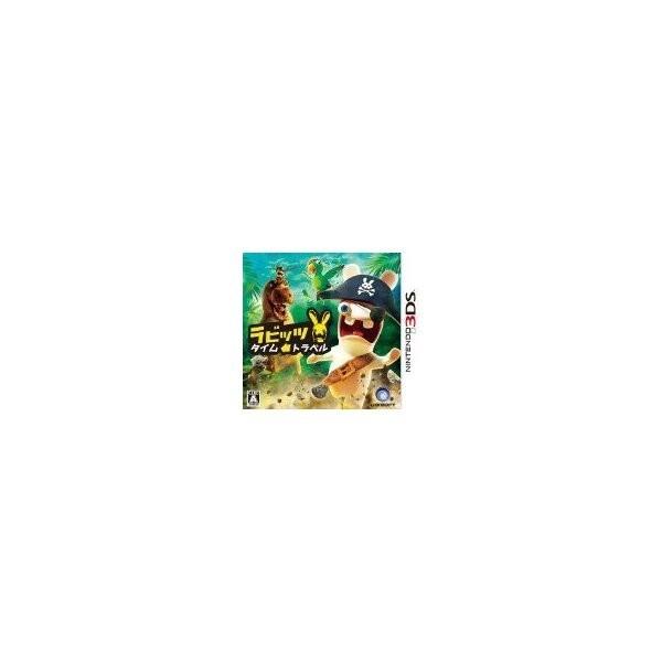 【3DS】ユービーアイ ソフト ラビッツ タイム・トラベルの商品画像|ナビ