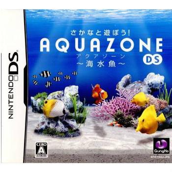 【DS】 さかなと遊ぼう! アクアゾーンDS ~海水魚~の商品画像|ナビ