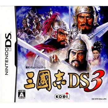 【DS】 三國志DS 3の商品画像|ナビ