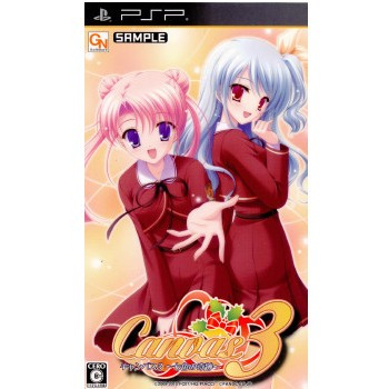 【PSP】PIACCI CANVAS3 ~七色の奇跡~(限定版)の商品画像|ナビ