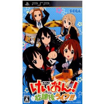 【PSP】セガ けいおん!放課後ライブ!!の商品画像 ナビ