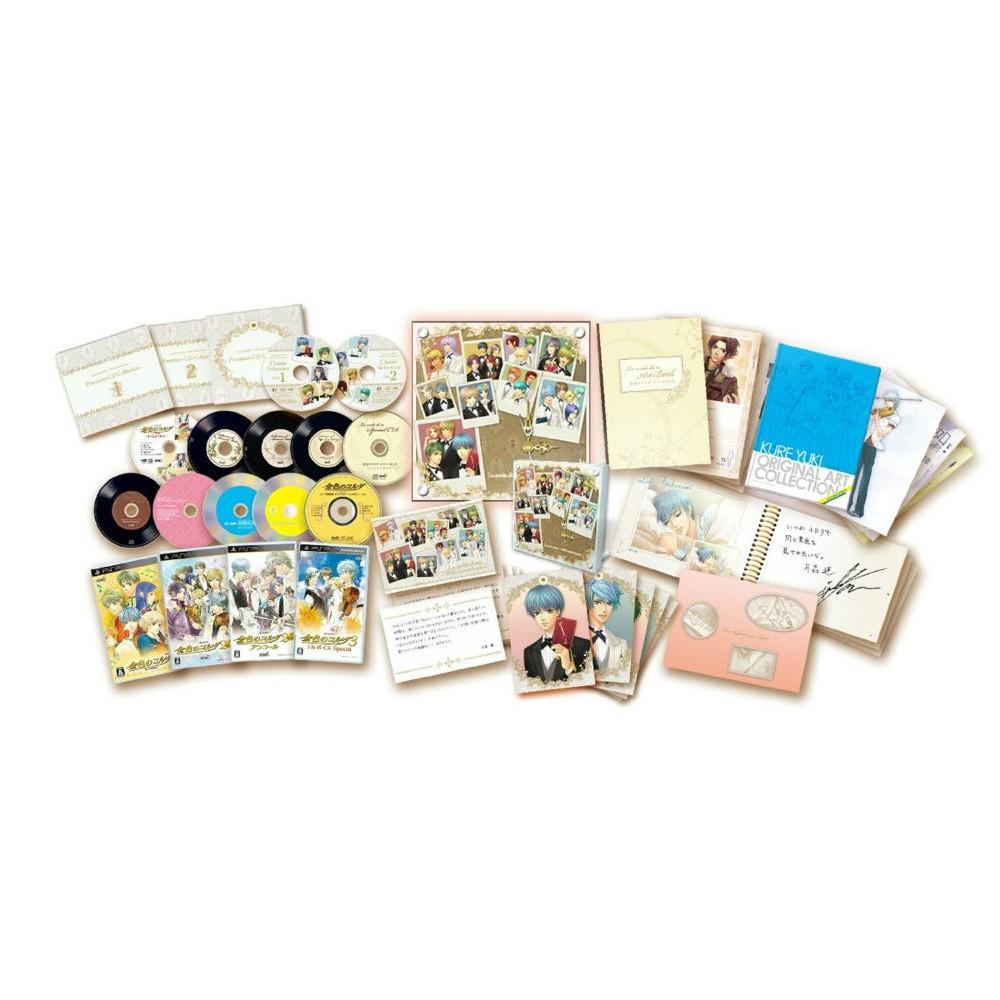 【PSP】コーエーテクモゲームス 金色のコルダ BOX セレクション ~10th Anniversary~の商品画像|ナビ