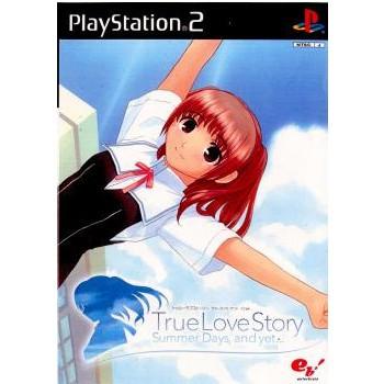 【PS2】 True Love Story Summer Days, and Yet...の商品画像|ナビ