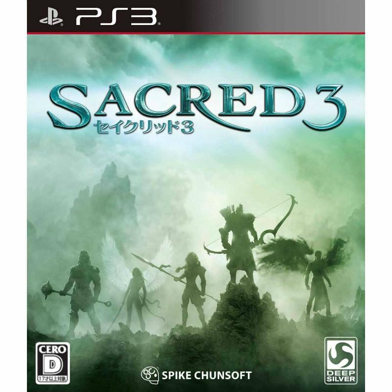 【PS3】スパイク・チュンソフト セイクリッド3(Sacred3)の商品画像|ナビ