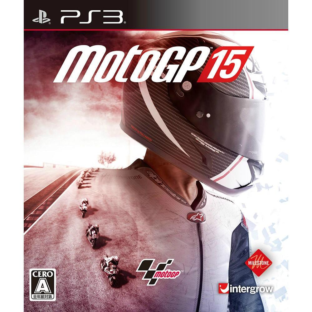 【PS3】インターグロー MotoGP 15の商品画像|ナビ