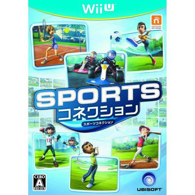 【Wii U】ユービーアイ ソフト スポーツコネクションの商品画像|ナビ