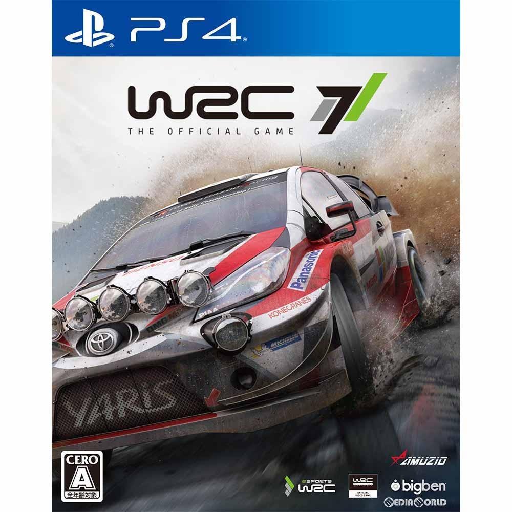 【PS4】 WRC 7の商品画像|ナビ