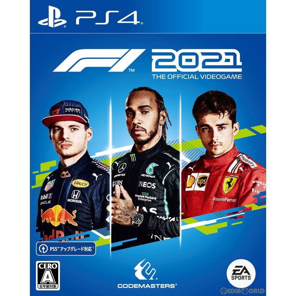 【PS4】 F1 2021 [通常版]の商品画像 ナビ