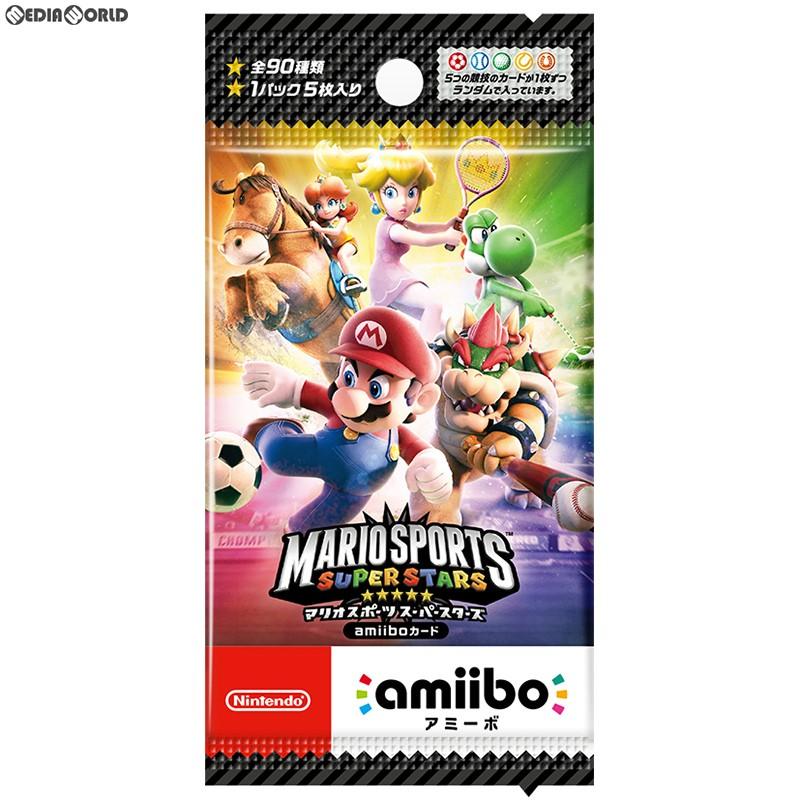 任天堂 マリオスポーツ スーパースターズ amiiboカード NVL-E-MD5Aの商品画像 ナビ