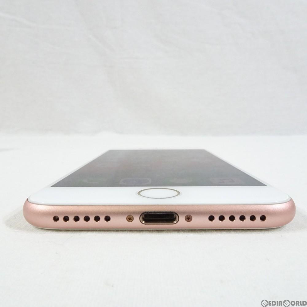 Apple iPhone 7 32GB ローズゴールド auの商品画像 3