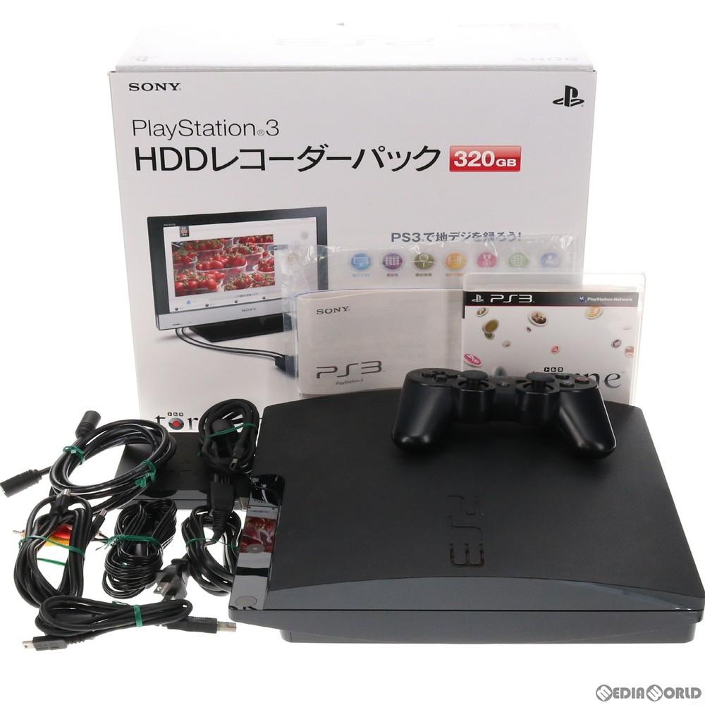 ソニー・インタラクティブエンタテインメント PlayStation3 HDDレコーダーパック 320GB CEJH-10013の商品画像|ナビ