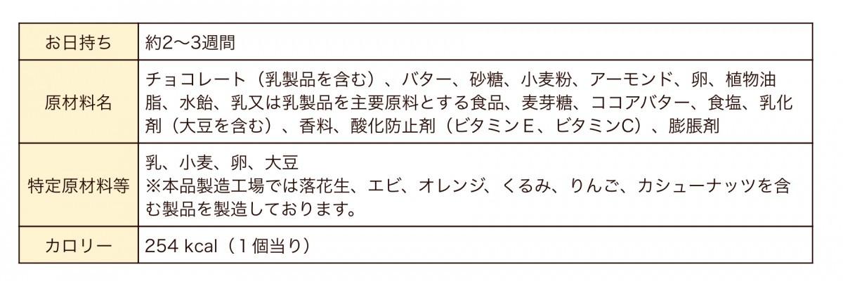 東京玉子本舗 N.Y.リッチスカッチサンド&Wチョコレート 4個入×1個の商品画像|4