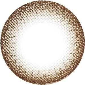 DESTINY INTERNATIONAL株式会社 Fall in Eyez(フォーリンアイズ)プレミアム マンスリー COCO BROWN(ココブラウン) 2枚入り 1箱の商品画像 3
