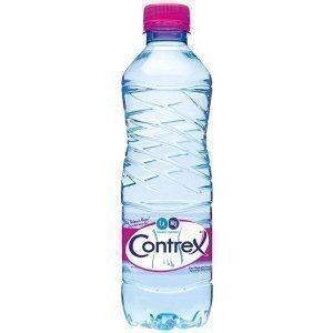 コントレックス CONTREX 500ml × 48本 ペットボトル 水 ミネラルウォーター【7月5日出荷開始】送料無料