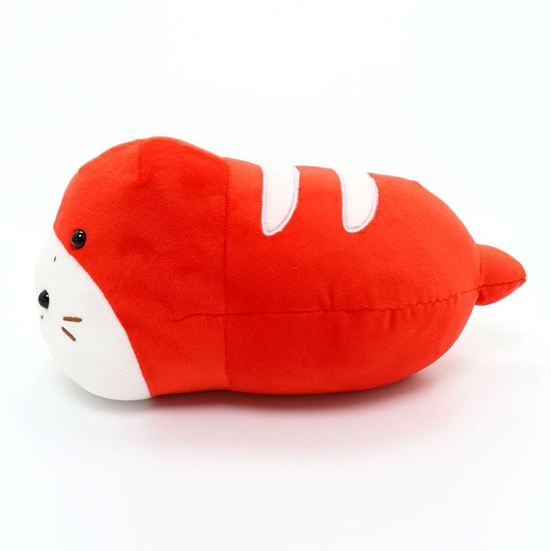 しろたん つちのこたん ぬいぐるみ (赤) 383-82659の商品画像|ナビ