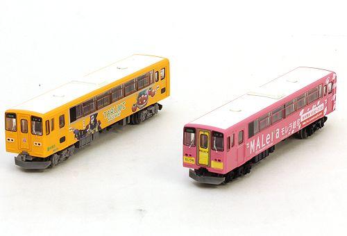 トミーテック 鉄道コレクション 樽見鉄道ハイモ230-310形 2両セットの商品画像 2