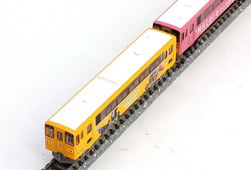 トミーテック 鉄道コレクション 樽見鉄道ハイモ230-310形 2両セットの商品画像 3