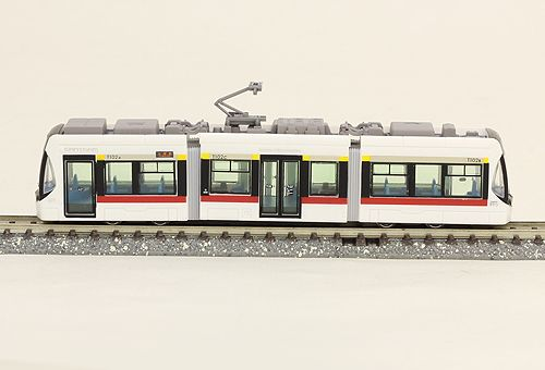 トミーテック 鉄道コレクション 富山地方鉄道市内軌道線T100形電車(第2編成)の商品画像 2