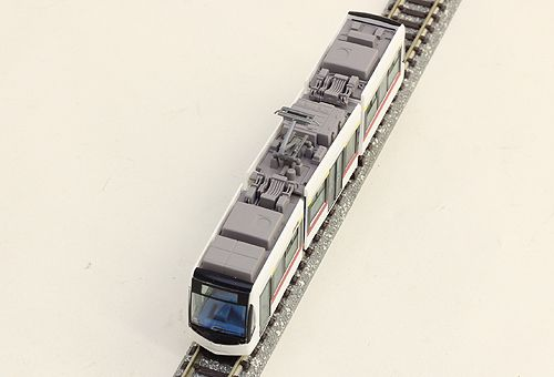 トミーテック 鉄道コレクション 富山地方鉄道市内軌道線T100形電車(第2編成)の商品画像 3