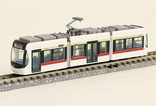 トミーテック 鉄道コレクション 富山地方鉄道市内軌道線T100形電車(第2編成)の商品画像 4