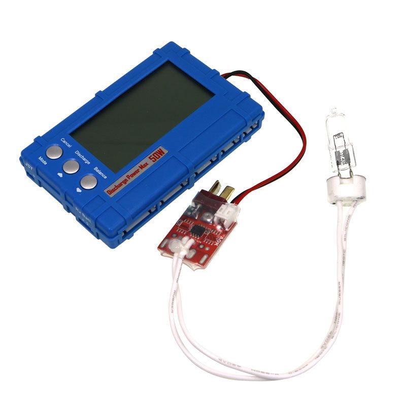 イーグル模型 放電器 3 in 1 バッテリーバランサーV2 50W 3913V2-50Wの商品画像|ナビ