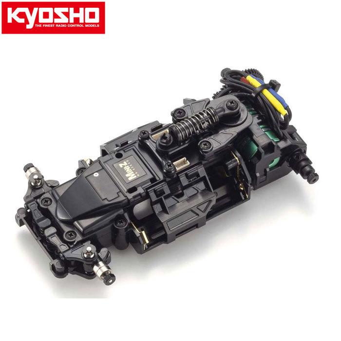 京商 1/27RC ミニッツレーサー MR-03EVO シャシーセット (N-MM2/4100KV) 32798の商品画像 ナビ