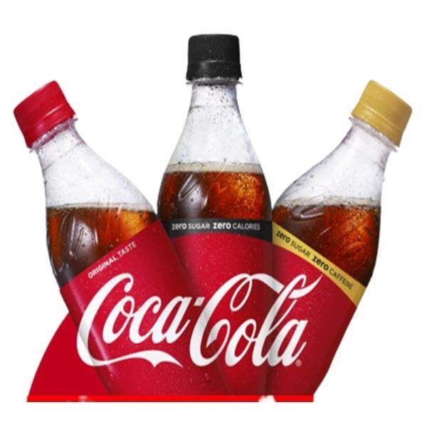 日本コカ・コーラ コカ・コーラ ゼロ 350ml×24本 缶の商品画像|2