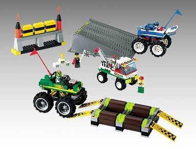 レゴ 6617 モンスタートラックの商品画像 ナビ