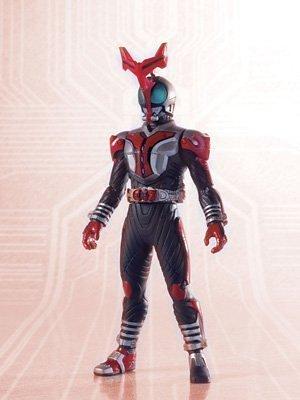 バンダイ ライダーヒーローシリーズK11 仮面ライダーカブト(ハイパーフォーム)の商品画像|ナビ